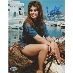 Sophia Loren Signed 8x10 Photo (Beckett COA)