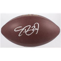 Eric Berry Signed NFL Football (JSA COA)