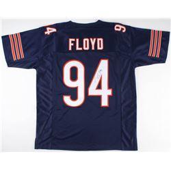 Leonard Floyd Signed Bears Jersey (JSA COA)
