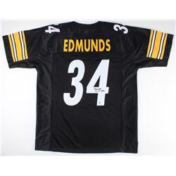 Terrell Edmunds Signed Steelers Jersey (Beckett COA)