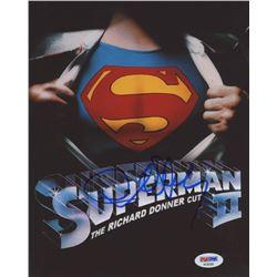 "Richard Donner Signed ""Superman II: The Richard Donner Cut"" 8x10 Photo (PSA COA)"