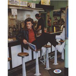 """Joe Keery Signed """"Stranger Things"""" 8x10 Photo (PSA COA)"""