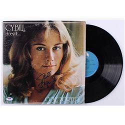 "Cybill Shepherd Signed ""Cybill Does It...To Cole Porter"" Vinyl Record Album (PSA COA)"
