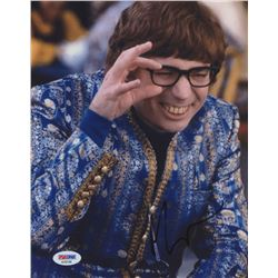 "Mike Myers Signed ""Austin Powers: International Man of Mystery"" 8x10 Photo (PSA COA)"