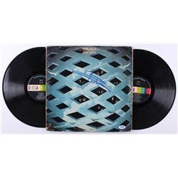 "Pete Townshend Signed ""Tommy"" Vinyl Record Album (PSA COA)"