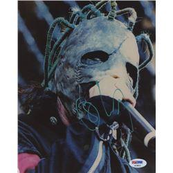 "Corey Taylor Signed ""Slipknot"" 8x10 Photo (PSA COA)"