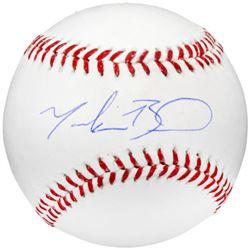 Mookie Betts Signed Baseball (Fanatics Hologram  MLB Hologram)