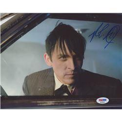 "Robin Lord Taylor Signed ""Gotham"" 8x10 Photo (PSA COA)"