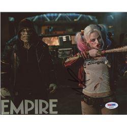 "Margot Robbie Signed ""Suicide Squad"" 8x10 Photo (PSA COA)"