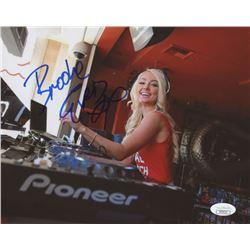 Brooke Evers Signed 8x10 Photo with Inscription (JSA COA)