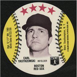 1976 Isaly Discs #69 Carl Yastrzemski