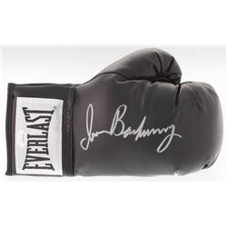 Iran Barkley Signed Everlast Boxing Glove (JSA COA)