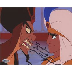 "Jonathan Freeman Signed ""Aladdin"" 8x10 Photo Inscribed ""Sincerely"" (Beckett COA)"