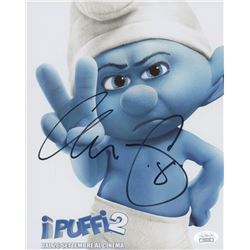 "George Lopez Signed ""The Smurfs 2"" 8x10 Photo (JSA COA)"