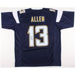 Keenan Allen Signed Chargers Jersey (JSA COA)
