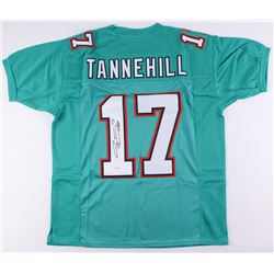 Ryan Tannehill Signed Dolphins Jersey (JSA COA)