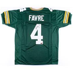 Brett Favre Signed Packers Jersey (JSA COA  Favre Hologram)