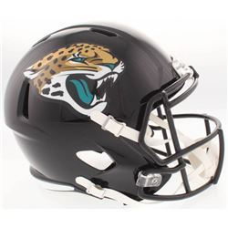 Jalen Ramsey Signed Jaguars Full-Size Speed Helmet (Radtke COA)