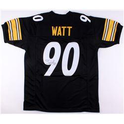 T. J. Watt Signed Steelers Jersey (JSA COA)