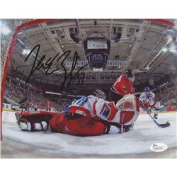 "Patrice Bergeron Signed Team Canada ""Breakaway"" 8x10 Photo (JSA COA)"