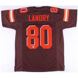 Jarvis Landry Signed Browns Jersey (JSA COA)