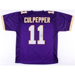Daunte Culpepper Signed Vikings Jersey (JSA COA)