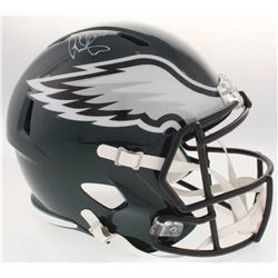 Alshon Jeffery Signed Eagles Super Bowl LII Commemorative Full-Size Speed Helmet (Fanatics Hologram)