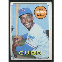 1969 Topps #20 Ernie Banks