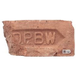 Yankee Stadium Game-Used Brick - Authentic Brick from The Original Construction of the Old Yankees S