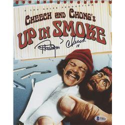 "Cheech Marin  Tommy Chong Signed ""Cheech And Chong - Up In Smoke"" 8x10 Photo (Beckett COA)"