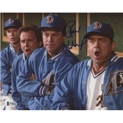 Robert Wuhl Signed  Bull Durham  8x10 Photo (Beckett COA)