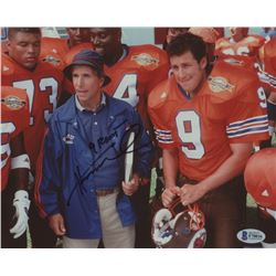 Henry Winkler Signed  The Waterboy  8x10 Photo Inscribed  Great  (Beckett COA)