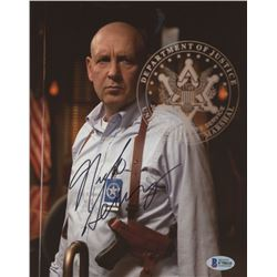 "Nick Searcy Signed ""Justified"" 8x10 Photo (Beckett COA)"