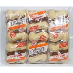 BAG OF MILANO S BISCUITS