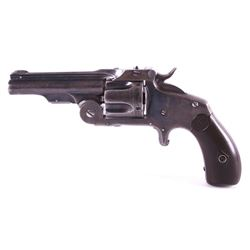 "Smith & Wesson ""Baby Russian"" 38 Caliber Revolver"