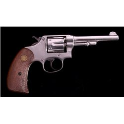 Smith & Wesson .32 Long Hand Ejector D/A Revolver