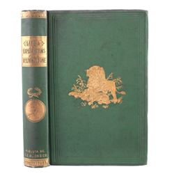 Life & Explorations of Dr. Livingstone c. 1875