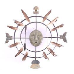 Alaska Inuit Eskimo Spirit Hoop