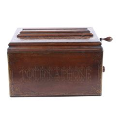 Late 19th Century Tabletop Tournaphone Organette