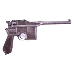 Mauser C96 Semi-Automatic 7.63mm Pistol