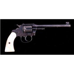 Colt Police Positive Flat Top Target D/A Revolver