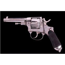 Glisenti Model 1889 Double Action Revolver