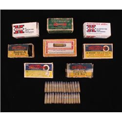 Assorted Collector's Ammunition