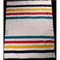 Hudson Bay Wool Trade Blanket