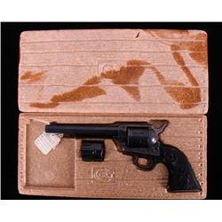 Colt Peacemaker .22 Revolver