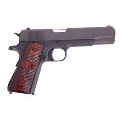 Thompson & Auto-Ordnance 1911A1 US Army Pistol