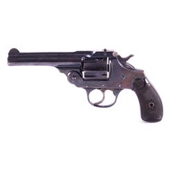 Iver Johnson Safety Automatic.38 D/A Revolver