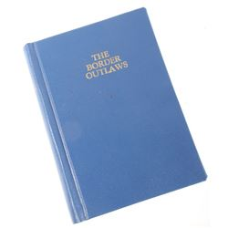 First Edition of The Border Outlaws By J. W. Buel