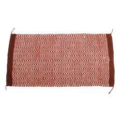 Native American Style Hand Woven Wool Rug