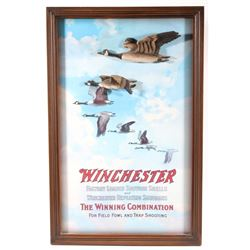 Winchester 3D Goose Advertising Sign